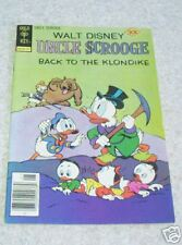 Walt Disney's Uncle Scrooge 142, VF (8.0) Back to the Klondike! 50% off Guide!