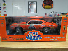 "Ertl 1969 Pontiac GTO The Judge Ram Air IV Arnie ""The Farmer"" Beswick , New Mint"