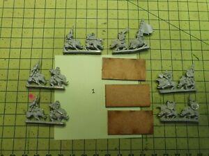 Warmaster Orcs & Goblins Orc Boar Riders (Lot 1)