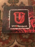 Playstation Underground #1 Volume 1 (PS1) 1997 CIB Demo RARE