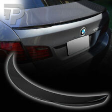 528i 535i PAINTED For BMW 5-SERIES P P-Type TYPE F10 REAR TRUNK SPOILER 668