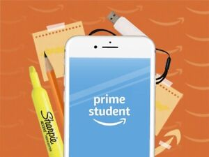 🚀Student emaīl incl.🎓Used to open 6Mo student Prime Membership✅Tutorial