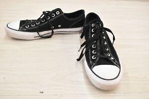 Converse Skate CTAS Pro Ox Skate Casual Shoes, Men's 9.5 / Women's 11.5, Black