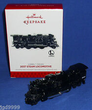 Hallmark Series Ornament 2013 Lionel Trains #18 2037 Steam Locomotive Engine NIB
