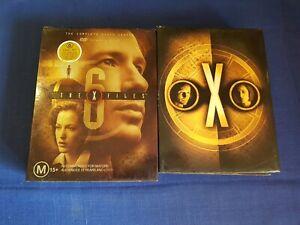 The X Files - Season 6 - DVD - Region 4