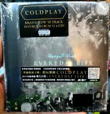 Parlophone Records Coldplay Everyday Life 2019 Audio CD