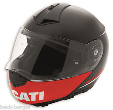 DUCATI Schuberth C3 Pro STRADA DS Klapphelm Helm Helmet Sonnenblende NEU !!