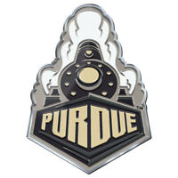 Purdue Boilermakers Auto or Hard Surface Emblem Decal NCAA Licensed