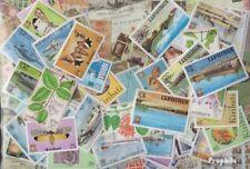 Kiribati 200 diversi Francobolli