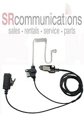 Tactical headset W/PTT for Kenwood NX200 NX300 TK2180 TK3180 TK5210 TK5410