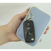 genuine leather tassel charm Key chain ring Women bag accessory Handbag ornament