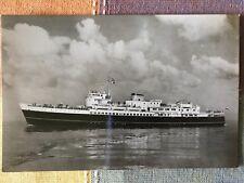 "Zeeland Steamship Company M.V. ""Prinses Beatrix"""