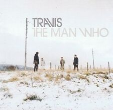 TRAVIS The Man Who CD Album Independiente 1999