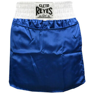 Cleto Reyes Women's Satin Boxing Skirt Trunks