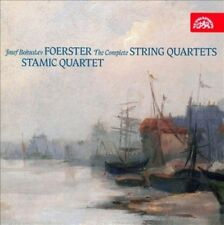 FOERSTER: THE COMPLETE STRING QUARTETS NEW CD