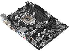 ASRock H81M-HDS R2.0 LGA 1150 Intel H81 HDMI SATA 6Gb/s USB 3.0 Micro ATX Intel