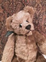 """Nealie"" OOAK Bearly There Artist Bear Mohair Signed All Tags  Excellent Cond."