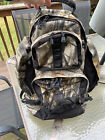 Hunting Daypack Hiking Backpack Realtree Hardwood Camo Pack Bag New Without Tags