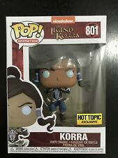 Funko Pop! Animation The Legend Of Korra Korra Hot Topic Exclusive