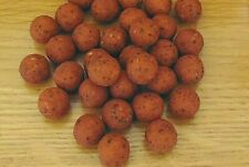 SPICY KRILL & GARLIC BIG HIT BOILIES, SESSION PACK  30 x 15mm Carp Bream Barbel
