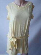 Hüftlange Atmosphere Kurzarm Damenblusen, - tops & -shirts