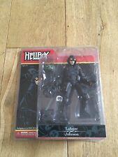"Hellboy Action Figure "" Lobster Johnson"" Mezco"