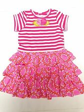 Baby Lulu Ruffle Dress Size 3T~Boutique Brand New Tags~Kinsey Pattern