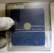 Cokin A 67 Center Spot Blue Lens Filter - worldwide