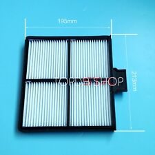 Excavator AirConditioning Filter Square built-in For Kobelco SK200 210 250 350-8