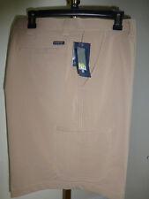 Chaps Golf Shorts 32 - 54 NEW Black Khaki Stone Navy Gray