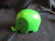 COLANI Deutsche Bank Elefant Spardose Designer Objekt, 70/80er Vintage