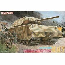 DRAGON D6007 German Super Tank 'Maus' 1:35 Plastic Model Kit