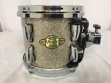 "Pearl Masters MCX 8"" Mounted Tom/Diamond Glitter/#409/Maple Shell/BRAND NEW"