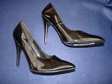 "patent 5.5"" heels LSB Uk 12 13 shoes TV Little Shoe Box crossdresser"