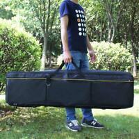 88-Key Organ Keyboard Electric Piano Padded Case Gig Bag Waterproof Storage Bag