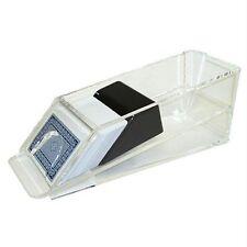 Blackjack Dealing Cards & Equipment Shoe 6-Deck New No Tax Free Shipping