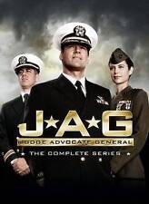 PB TV-JAG-COMPLETE SERIES (DVD) (55DISCS) DVD NEW