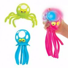 (SET OF 6) Octopus Party (LIGHT UP) Bath Pool Toys (3 colors) RM2579