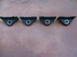 INDY RACE CAR REYNARD UPPER FRONT A ARM WISHBONE TUB CHASSIS MOUNTING BRACKETS 4