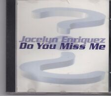 Jocelyn Enriquez-Do You Miss Me cd maxi single 10 tracks