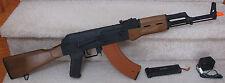 Full Metal AK74 AKM Auto Electric Airsoft Gun CM036 Shoot 440 FPS 0.G BB