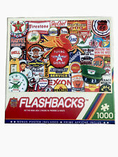 """1000 piece Jigsaw Puzzle -Masterpieces Flashbacks """"Hit the Road Jack"""" NEW"""