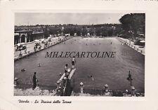 VITERBO:  La piscina delle Terme    1952
