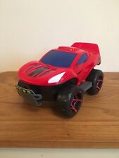 Amazing Spiderman Fold Out Car Playset TMC Toys Marvel 2012 NOT Micromachines