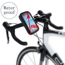 Wasserdichte Bike Fahrrad Motorrad Smartphone Halterung bis 16,5cm Diagonale