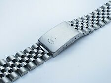 20mm Jubilee Stainless Solid Steel Replacement Bracelet fit for Rolex Datejust