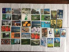 Bulgarian Old Phono Cards 38pcs