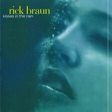 Rick Braun ‎– Kisses In The Rain CD EX Warner Bros. Records ‎– 9362-47994-2