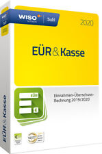 WISO EÜR & Kasse 2020 - CD & Handbuch