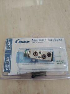 NORDSON MINI BLUE II Sure bead gun module 1121480 New